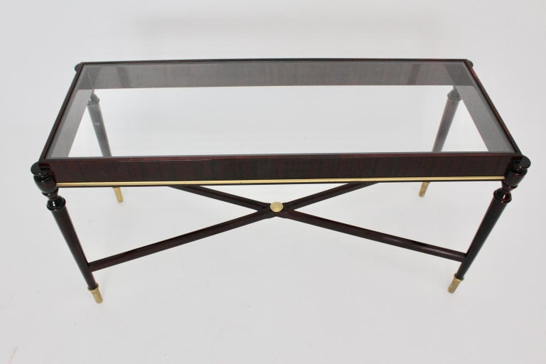 20th Century Side Table by Paolo Buffa Attributed, Italy, 1940s-1950s For Sale