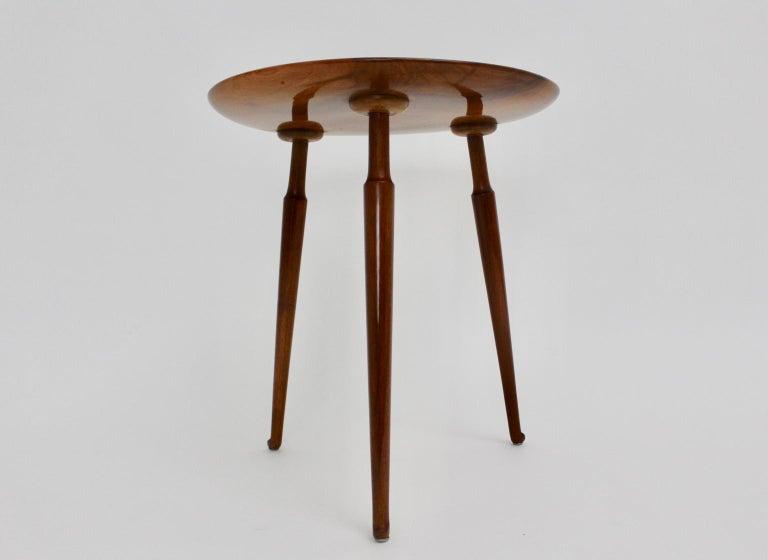 Josef Frank Art Deco Era Coffee Table for Haus & Garten Vienna, circa 1925 In Good Condition For Sale In Vienna, AT