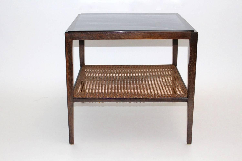 werkst tte hagenauer coffee table by julius jirasek circa. Black Bedroom Furniture Sets. Home Design Ideas