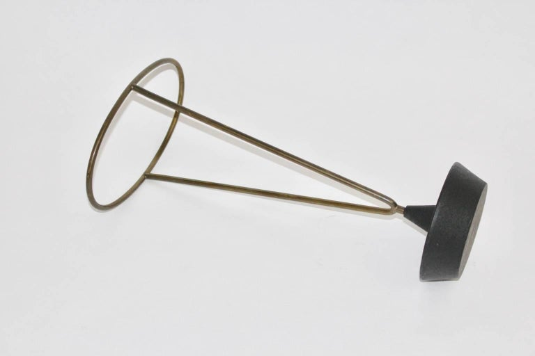 Carl Auböck Umbrella Stand, 1950, Vienna In Good Condition For Sale In Vienna, AT