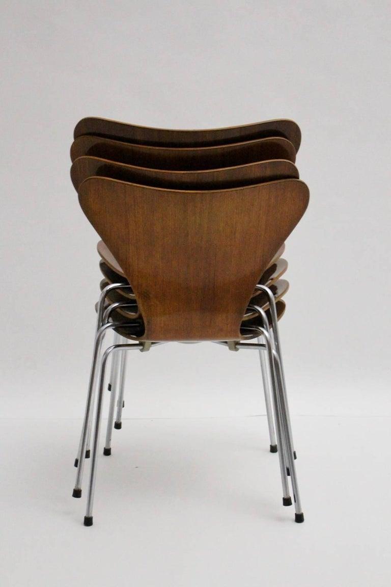 Modell 3107 Stühle, ca. 1955, Arne Jacobsen 5