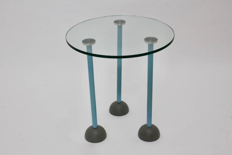 Post-Modern Side Table by Ettore Sottsass, 1985, Italy For Sale