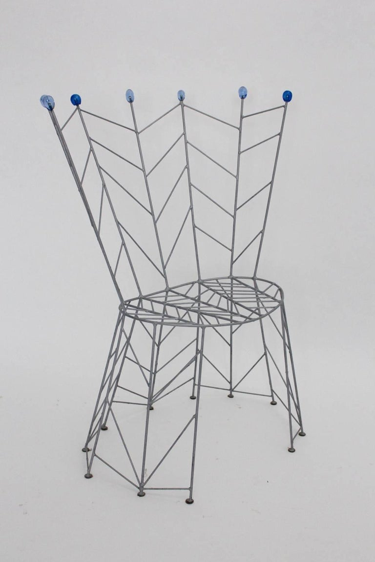 This side chair was designed by Bohuslav Horak, 1988, Czech Republic.