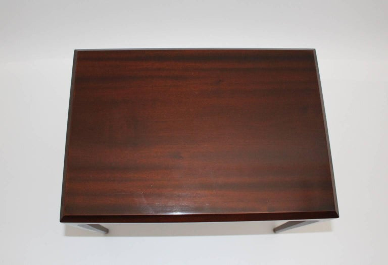 Mid-Century Modern Rosewood Side Table by Johannes Andersen, circa 1963, Denmark For Sale