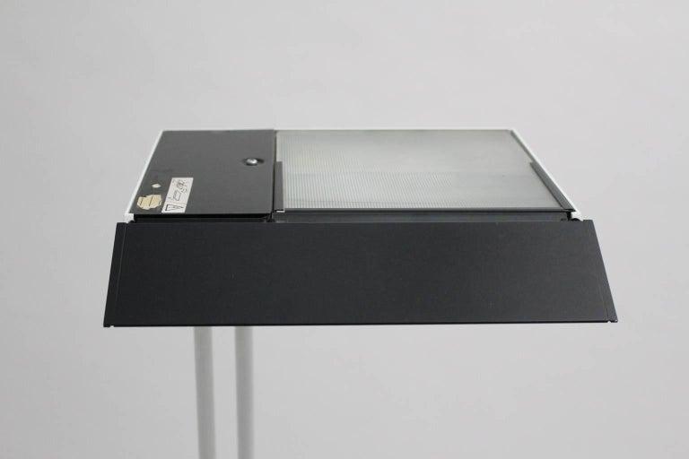 White Floor Lamp by Hartmut Engel, 1985 For Sale 2