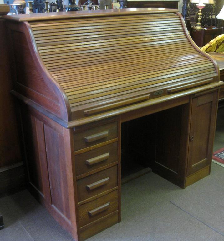 Desk With Secret Compartments For Sale