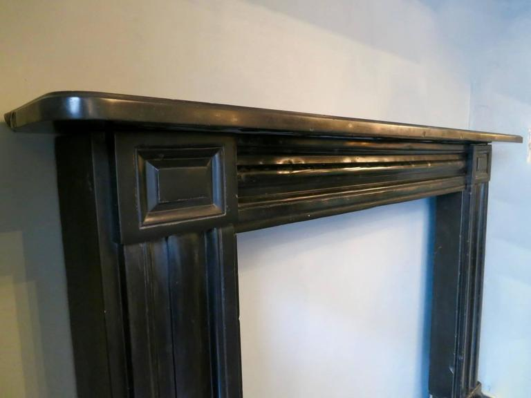 Early 19th Century Regency Fireplace Mantel 3