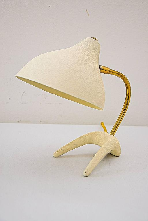 Small table lamps by Louis Kalff for Philips.