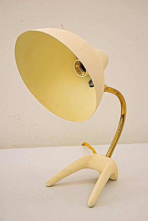 Small Table Lamps by Louis Kalff for Philips In Excellent Condition For Sale In Wien, AT