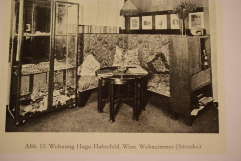 Adolf Loos Round Haberfeld Table For Sale 3