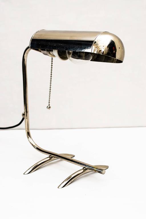Art Deco Table Lamp, 1920s 2