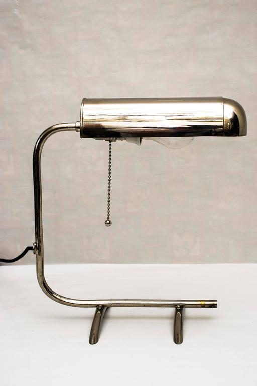 Austrian Art Deco Table Lamp, 1920s For Sale