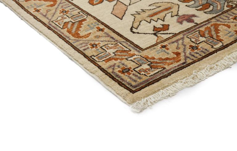 Ivory Serapi Runner For Sale At 1stdibs
