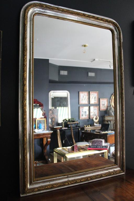 19th Century Louis Phillippe Style Mirror 4