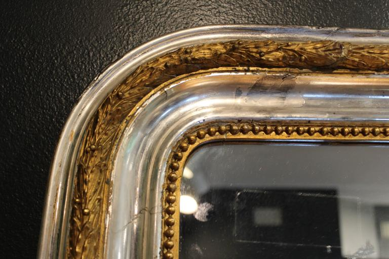 19th Century Louis Phillippe Style Mirror 5