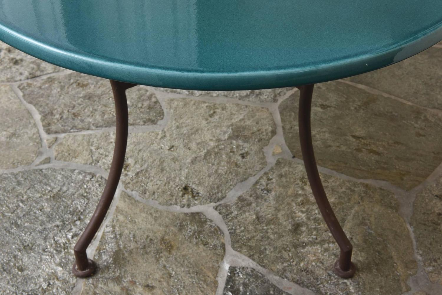 granite kitchen countertops outdoor oval table with verdigris lava top at 1stdibs 10758