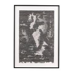 Van Dommelen a New World Framed Handmade Paper