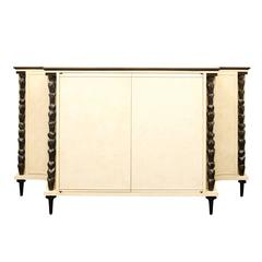 Andre Arbus Indochine Cabinet by Baker