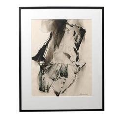 Untitled Abstract by Matsumi Kanemitsu