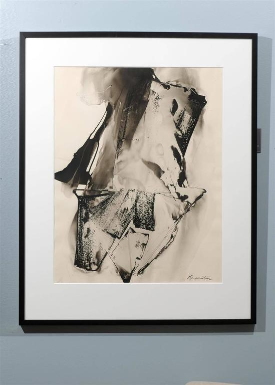 Untitled Abstract by Matsumi Kanemitsu For Sale 1