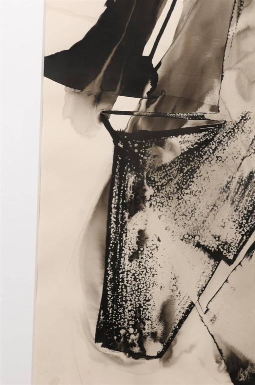 American Untitled Abstract by Matsumi Kanemitsu For Sale