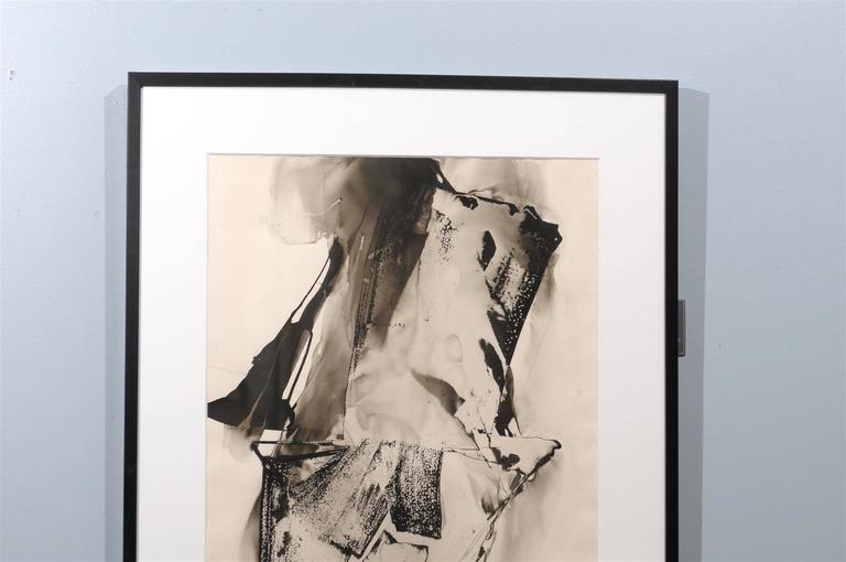 Untitled Abstract by Matsumi Kanemitsu For Sale 3