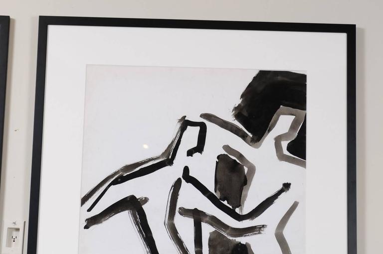 Jacques Nestle Original Framed Art For Sale at 1stdibs