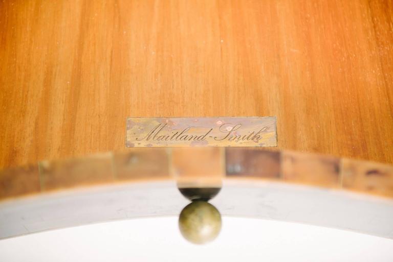 20th Century Maitland-Smith Horn Table For Sale