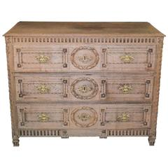 18th Century French Louis XVI Commode