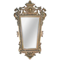 19th Century French Renaissance Revival Mirror