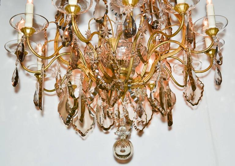 Fine 19th Century French Chandelier For Sale At 1stdibs