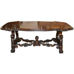 Legacy Antiques Custom-Made Center Table