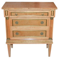 Petite French Empire Style Chest