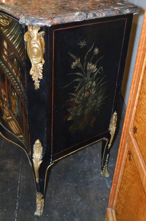 19th Century Belle Époque Coromandel Server For Sale 1