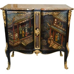 19th Century Belle Époque Coromandel Server