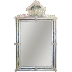 Early 20th Century Venetian Mirror
