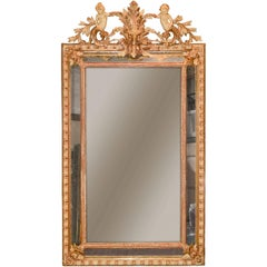 19th Century French Louis XV Mirror