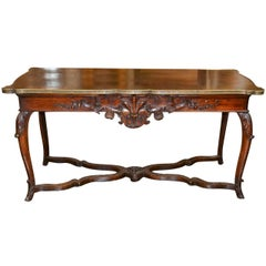 Exceptional 19th Century, French Writing Table