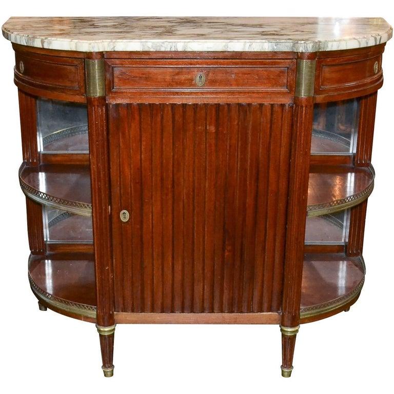 19th Century French Louis XVI Server