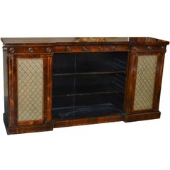 19th Century English Regency Credenza