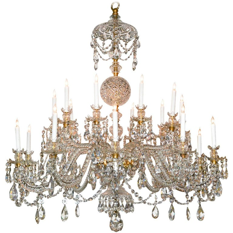 Antique french baccarat crystal chandelier for sale at 1stdibs antique french baccarat crystal chandelier for sale aloadofball Image collections