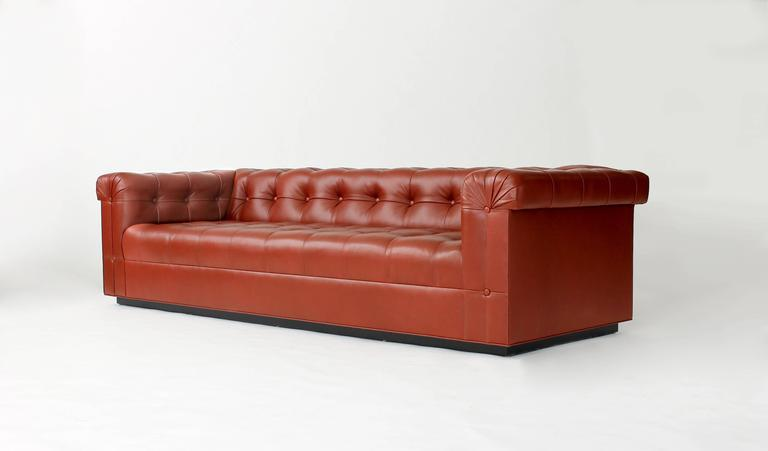 Custom Chesterfield Sofa 8