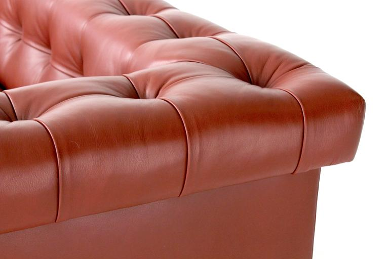 Contemporary Custom Chesterfield Sofa For Sale