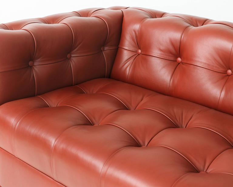 Custom Chesterfield Sofa 9