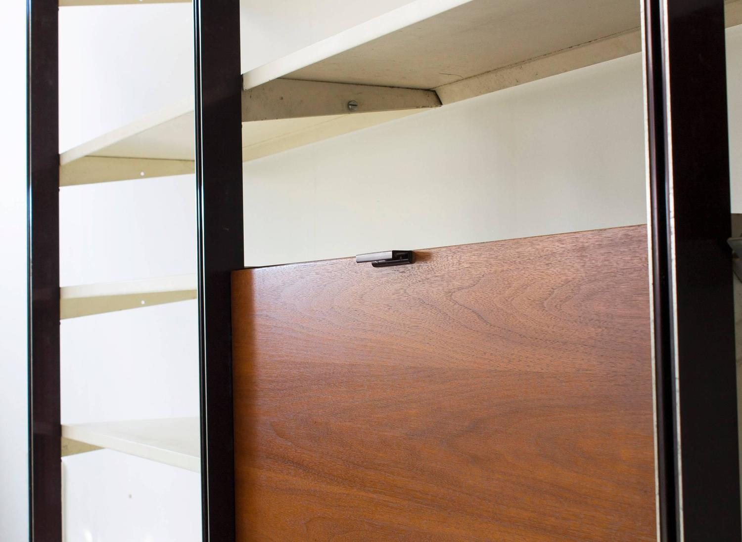 George Nelson CSS Wall Unit Herman Miller 1957 at 1stdibs