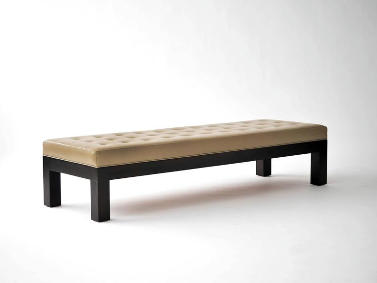 Michael Taylor Custom Bench For Sale At 1stdibs