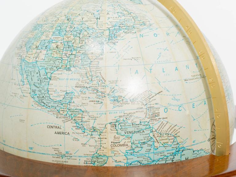 Replogle Illuminated Globe on Stand 2