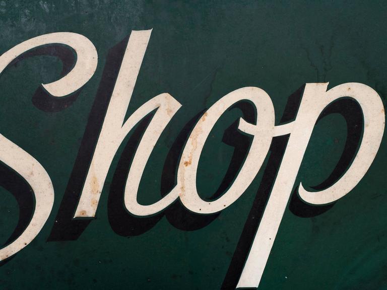 1950s Poodle Shop Sign For Sale 2
