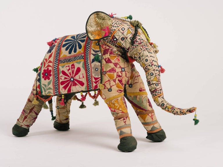 Late 20th Century 1970s Indian Elephant For Sale