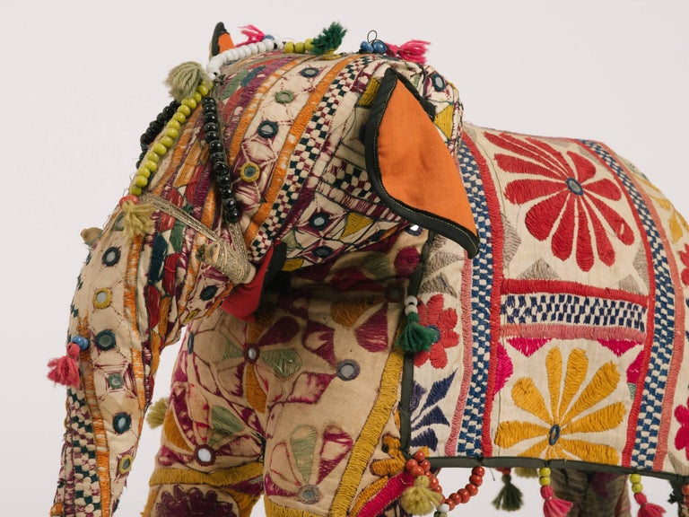1970s Indian Elephant For Sale 2